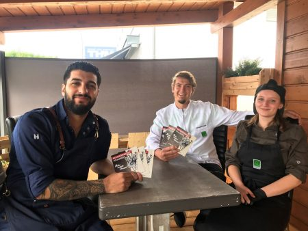 Kooperation Okto Dining und WIFI Kärnten