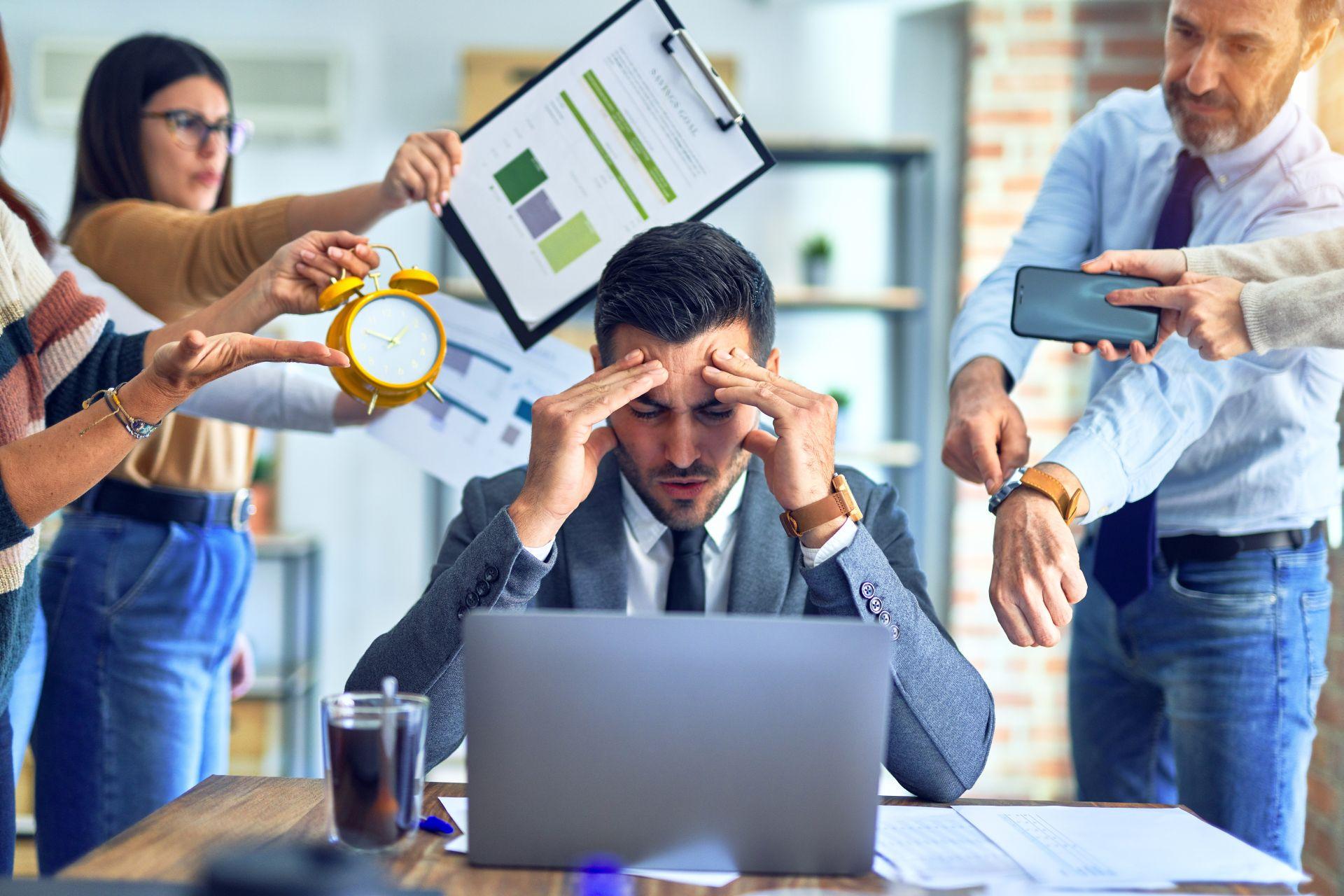 Stressmanagement und Bunout-Prävention
