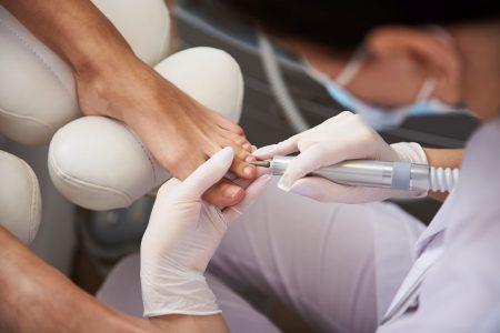 Diplomlehrgang Fußpflege