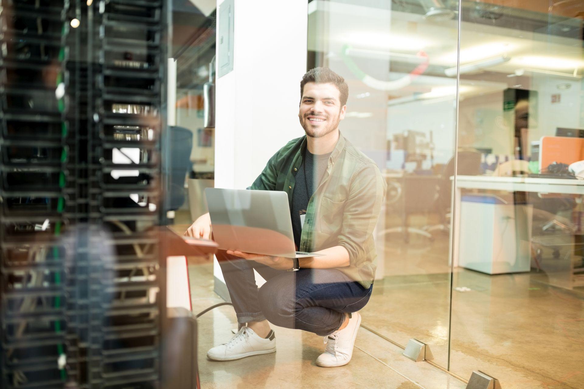 Ausbildung zum Netzwerkadministrator